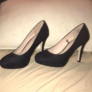 H&M Shoes - H&M Black Heels